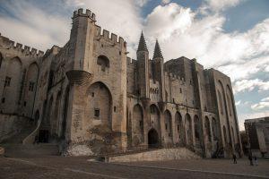 Palais des Papes à Avignon
