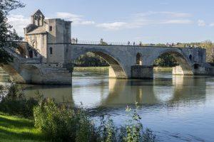 Pont de Saint-Bénézet à Avignon