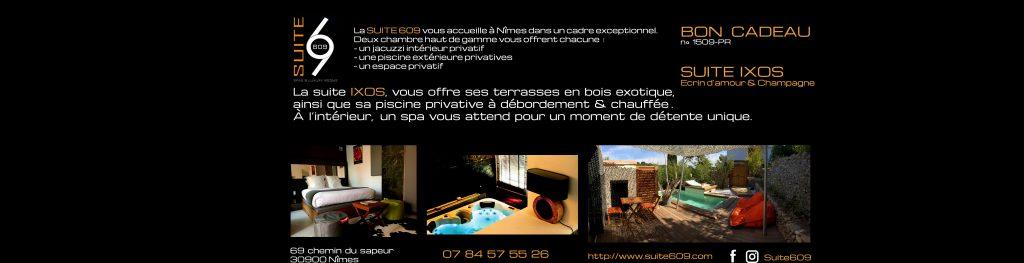 Bon Cadeau Suite 609